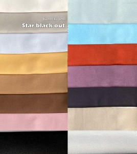Star-black-out